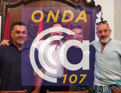 Entrevista Onda CA107 Lorca